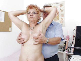 Порно мама у врача